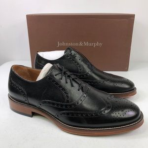Johnston & Murphy Men's Dempsey Wingtip Oxfords
